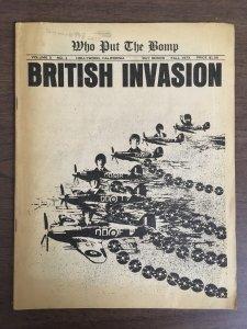 WHO PUT THE BOMP  1973 no 1 vol 3