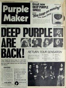 Melody Maker №30. 13 марта 1976