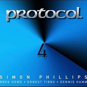 Simon Phillips – Protocol 4 (Phantom Recordings, 2017)