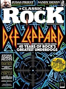 Classic Rock UK May 2018. 132 стр., 30 Мб, True PDF