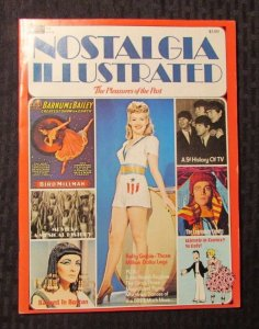 NOSTALGIA ILLUSTRATED  1975 v. 2 #1