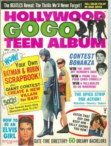 Hollywood Go Go Teen Album  1966 #8