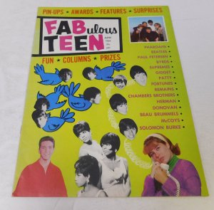 Fabulous Teen  июнь 1966 Vol 1 #2