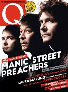 Q Magazine June 2018. 132 стр., 23 Мб, True PDF.