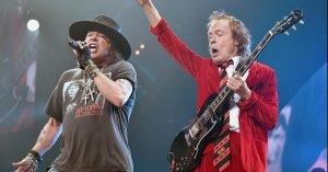 Новый альбом AC/DC с Экслом Роузом в качестве вокалиста! Возможно ли такое?