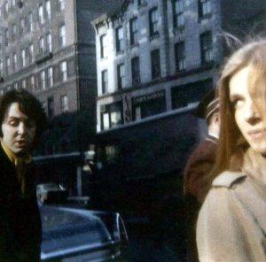 * Март 1969, Нью-Йорк.