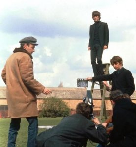 23 апреля 1964: Съёмки фильма: A Hard Day's Night