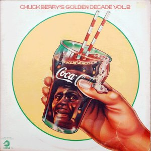 И такой винил ещё есть: Chuck Berry ‎– Chuck Berry's Golden Decade Vol.2 (2LP) 1972