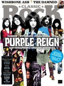 Classic Rock UK June 2018. 132 стр., 32 Мб, True PDF
