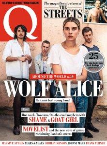 Q Magazine July 2018. 132 стр., 24 Мб, True PDF.