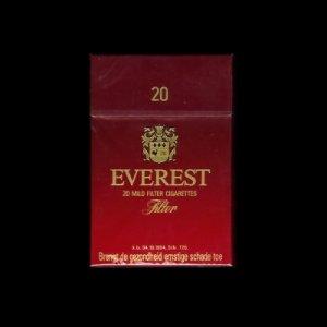Кстати, вот и изображение пачки этих сигарет в интернете нашлось!.. И даже в двух вариантах!..