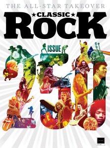 Classic Rock UK July 2018. 132 стр., 27 Мб, True PDF