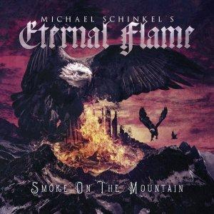 MICHAEL SHINKEL'S ETERNAL FLAME  (New Album,ex-Yngwie Malmsteen band,Ring Of Fire.Hard Rock / Heavy )2018Smoke On The Mountain