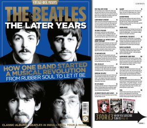 Vintage Rock Special - The Beatles 2018