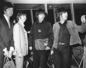 2 сентября 1965 Вернулись в Лондон