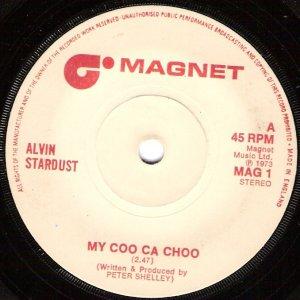 Alvin Stardust – My Coo Ca Choo