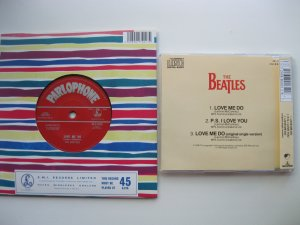 Vinyl & CD