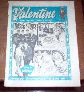Valentine  28 декабря 1963