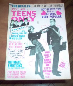 For Teens Only  февраль 1965