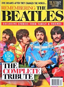 REMEMBERING THE BEATLES  2018