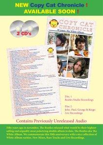 HMC Copy Cat Chronicle  50 Years: The White Album