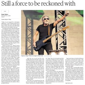 Financial Times сегодня.