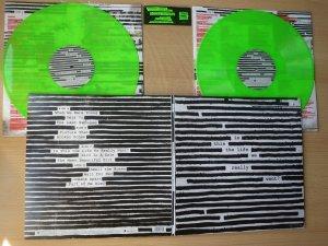 В минувшую пятницу вышел ограниченным тиражом на зеленой (полупрозрачной) массе.