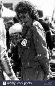Джордж Харрисон, Гран-при Великобритании, Сильверстоун,  Великобритания, 16 июля 1977