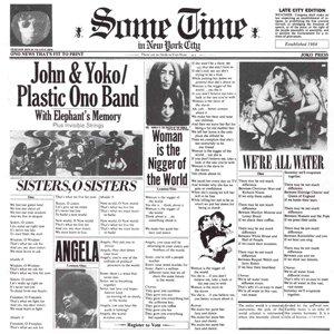 В 1972 году единственным битлом, выпустившим альбом, стал Джон Леннон (спойлер – в следующем году пластинки выпустят все четверо).  Двойной альбом Some Time in New York City был выпущен 12 июня в Штатах и 15 сентября в Англии. Альбом снова был подписан «Джон Леннон и Йоко Оно» (впервые со времен «Wedding Album») и песни Джона и Йоко чередовались на пластинке.
