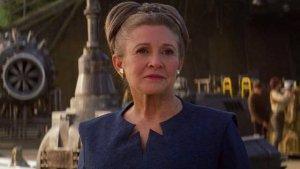 Для Episode IX будут использованы сделанные ранее кадры с Кэри Фишер. А говорили, вообще её не будет.
