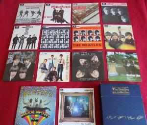 The Beatles E.P. Collection(1981)