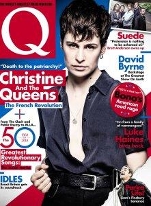 Q Magazine September 2018. 132 стр., 20 Мб, True PDF.