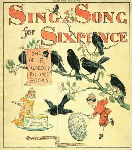 В033) SING A SONG OF SIXPENCE (Trad.)