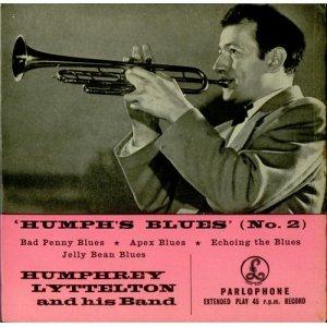 В037) BAD PENNY BLUES (Humphrey Lyttelton)