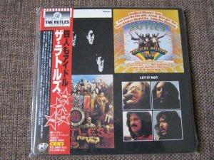 Вчера получил диск The Rutles на фирменном японском мини-виниле)  КЛАСС!!!