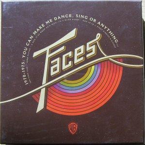 Юбилейная пятидисковая коробка от Faces!