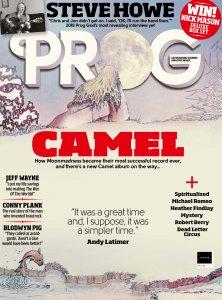 Prog Magazine UK September 2018.