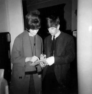 Фото Антология Битлз 1963 – август