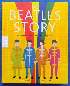 John Pring, Rob Thomas. Die Beatles: Bandgeschichte, Alben, Hintergründe.
