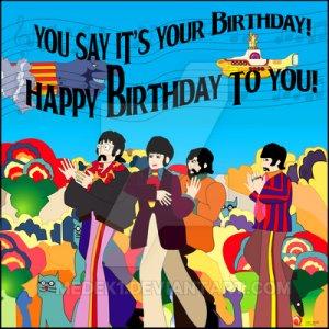 Поздравляю с днём рождения, дорогой Сергей!