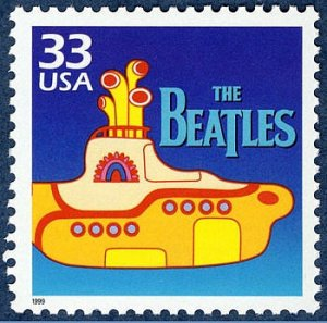 К юбилею выхода фильма Желтая субмарина постарались и в США.