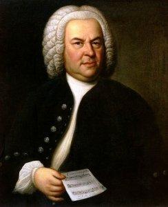 В052) BOURREE IN E MINOR (Bach)