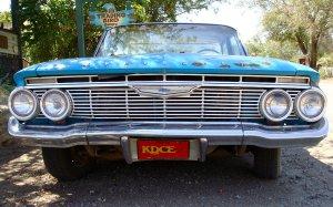'61 #Chevy Bel Air Sedan