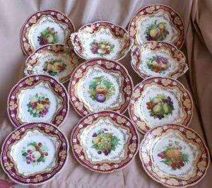 Вот такой Royal Worchester 19 века продашь в месяц и все в полном шоколаде. ))))))))))
