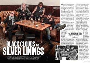 Classic Rock UK October 2018.