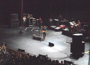 Концерт Джона в Москве у