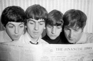 12 сентября 1963 года  Norman Parkinson – The Beatles, Russel Square 1963