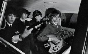 12 сентября 1964 Битлз в Бостоне