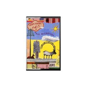 Впервые за -цать лет альбом Макки релизнулся на кассете