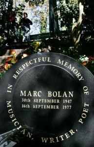 16 сентября 2018 года исполняется 41 год со дня трагической гибели в автокатастрофе вокалиста и лидера британской группы T. Rex Марка Болана, одного из ведущих музыкантов глэм-рока.